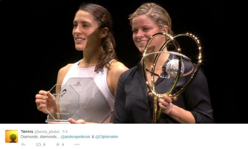 WTA ANVERS 2015 : infos, photo et vidéos - Page 4 Sans_100