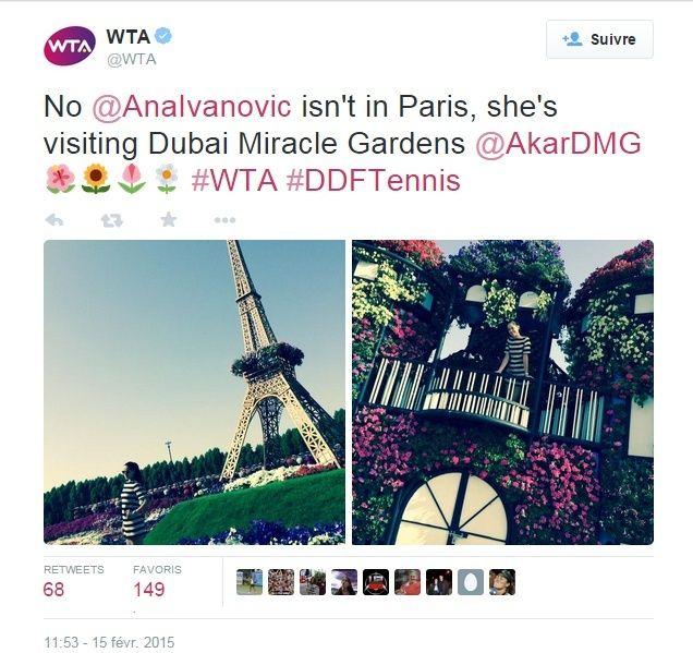 WTA DUBAI 2015 : infos, photos et vidéos - Page 2 Sans_104