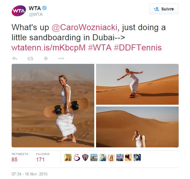 WTA DUBAI 2015 : infos, photos et vidéos - Page 2 Sans_198