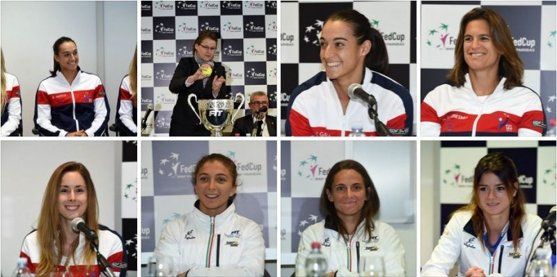 FED CUP 2015 : Groupe Mondial - Page 3 Sans_t70