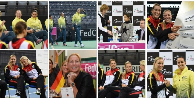 FED CUP 2015 : Groupe Mondial - Page 3 Sans_t74