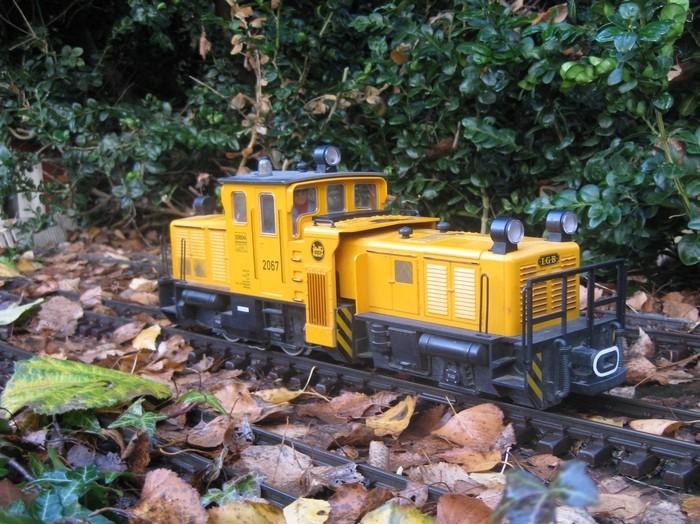 Train de nettoyage Nettoy10