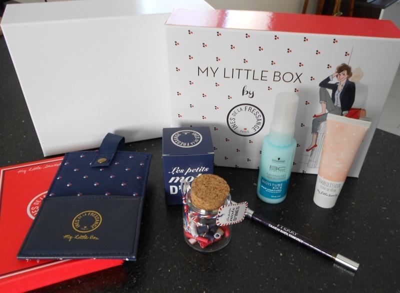 """[Fevrier 2015] My Little Box """"By Ines de la Fressange"""" - Page 4 2015-011"""