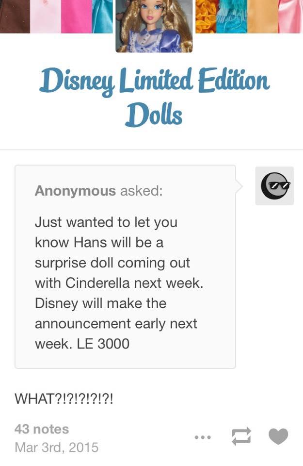Disney Store Poupées Limited Edition 17'' (depuis 2009) - Page 7 11017610