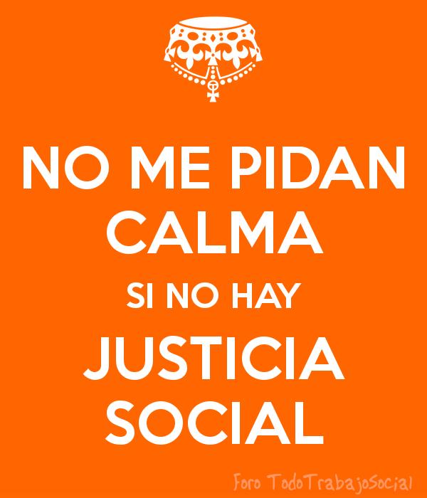 Día mundial de la Justicia Social  No-me-10