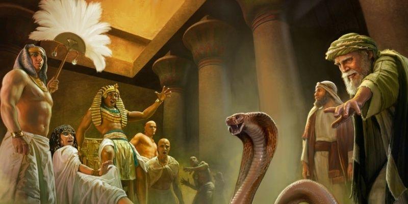 Moché Rabbénou - Moïse Ramses11