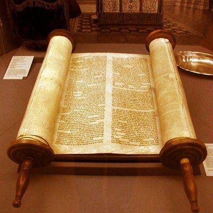 Moché Rabbénou - Moïse Torah10