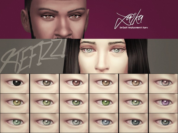 Laika Eyes by Stefizzi W-600h10