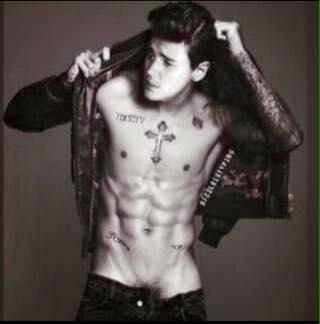 Justin`s Calvin Klein Jeans Foto Shooting 10896910
