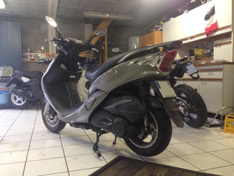 (Vendu) Scooter 125 SYM VS Img_4812