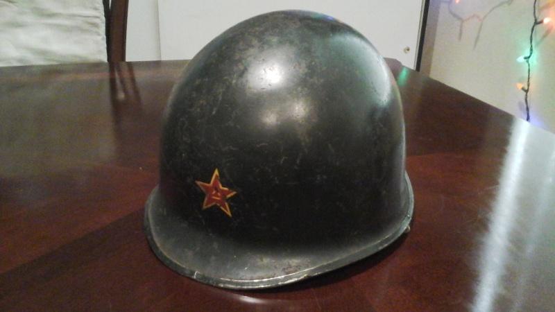 PLA WWII M1 Helmet? 20150212