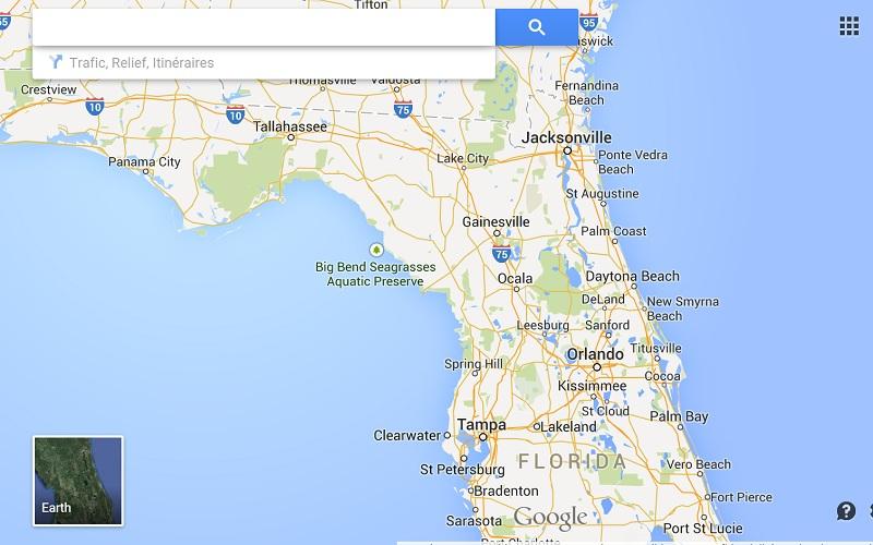 """Les parcs Disney américains ont une """"drôle de touche"""" sur Google Earth en 3D!! - Page 2 Chrome10"""