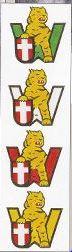Tiger I's, Abt 506 & 507, Russia, 1944 Abt_5015