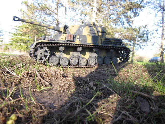 SLU Installation in a Panzer IV F2 ???????? Img_0512