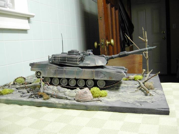 Tim's New Tamiya Leopard C1 build with Custom SLU - Page 2 00000010