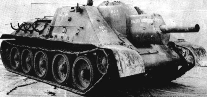 Airbrushlers Start of the SU-122 Su122_10