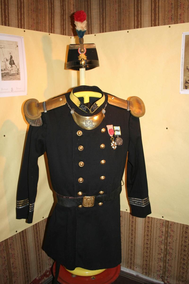l'uniforme 1872 de mon arrière arrière grand père  Joseph10