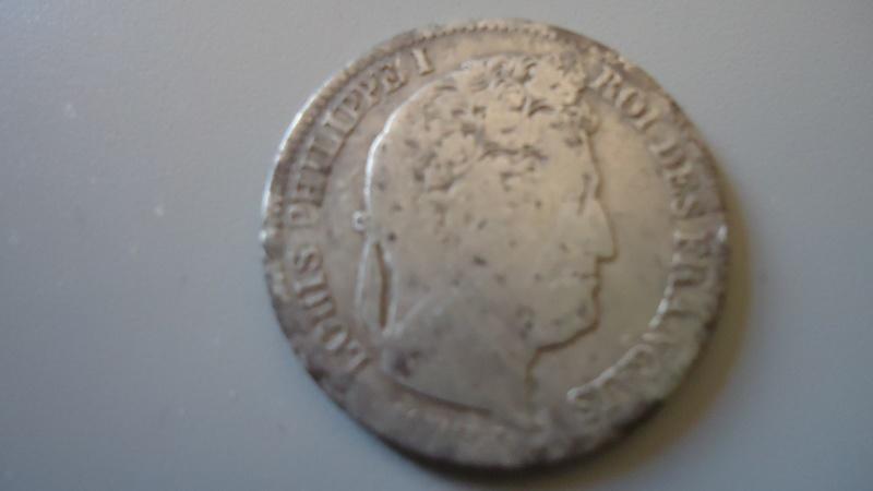"""1 franc """"Louis Philippe"""" 1832 Atelier de Strasbourg (BB) Dsc03711"""