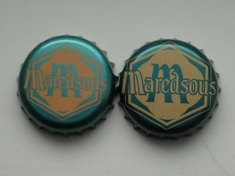 maredsous 01521