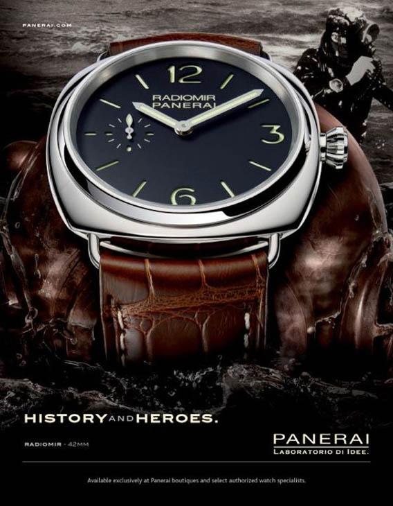 PUBLICITES PANERAI 3425710