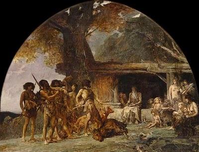 l'image de l'homme préhistorique - Page 3 Cormon10
