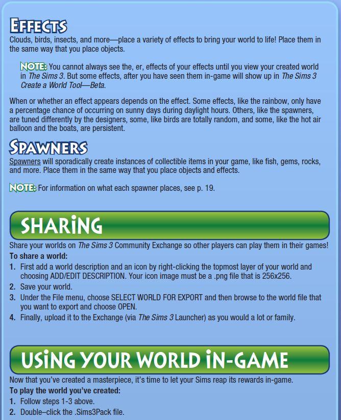 EA's Create a World Beta pdf  Oes_310