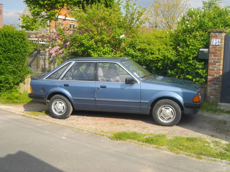 Ma Ford Escort 1.3 GL de 1983 et ses 8.000 kilomètres Imgp4810