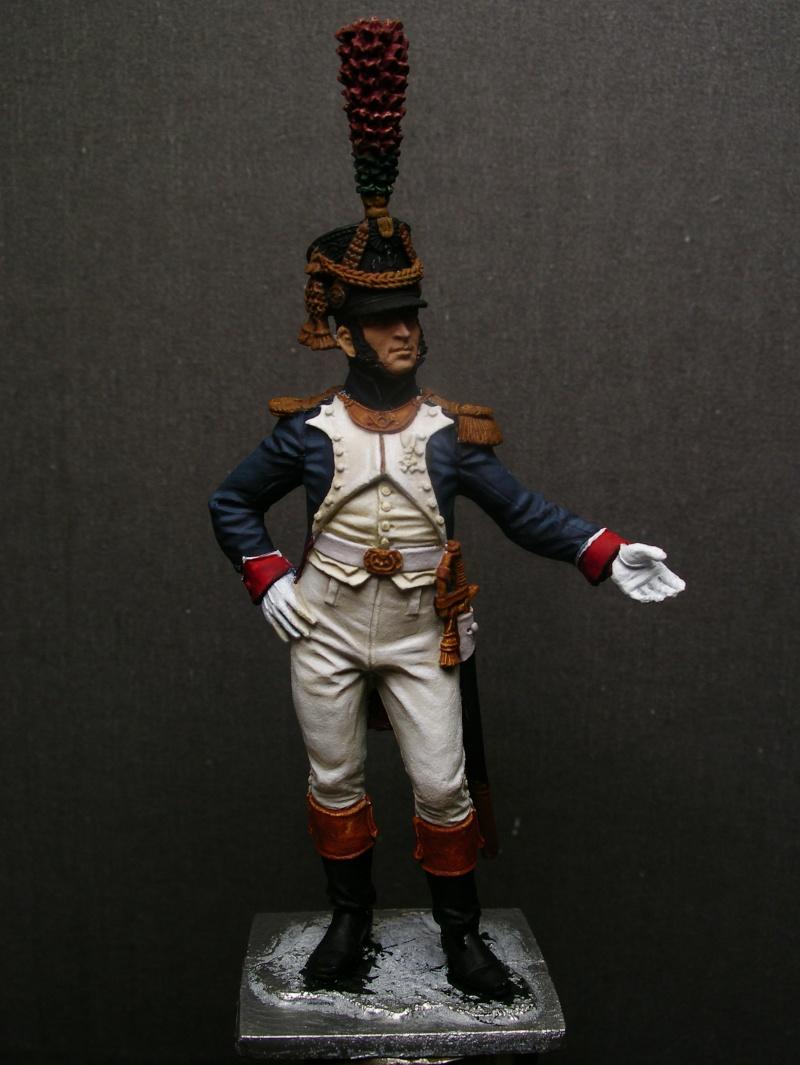 Officier de fusilier chasseur de la Garde Imgp0616