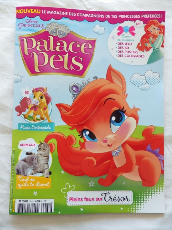 Palace Pets Disney ♥ - Page 22 Couver17