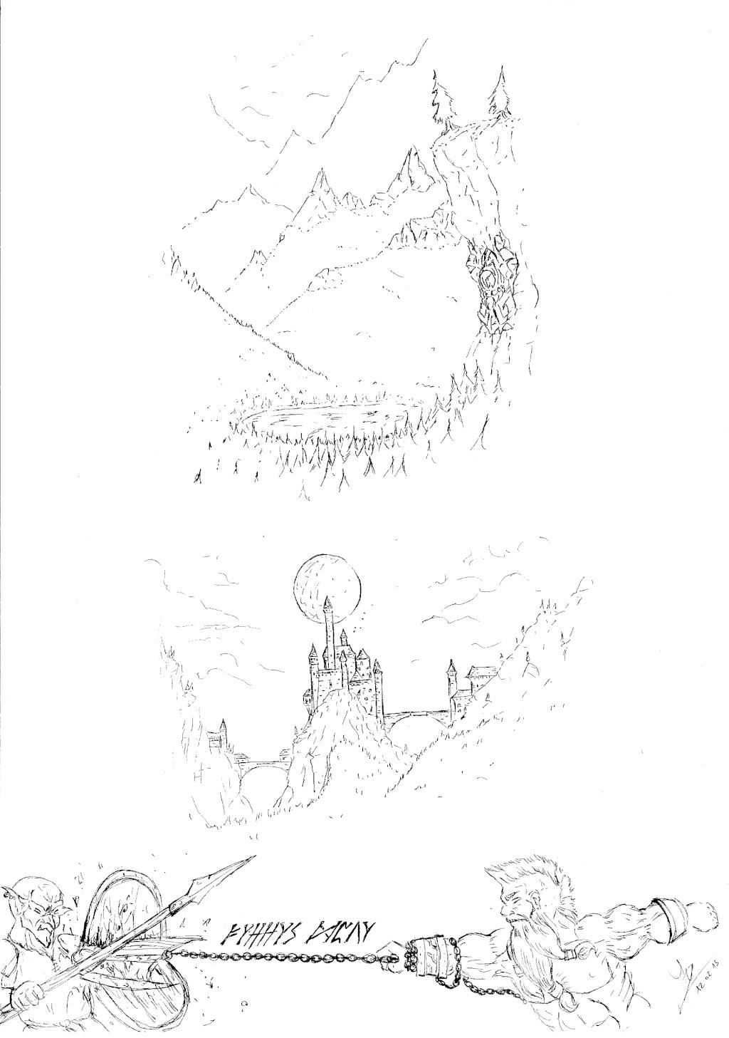 Les dessins de Gromdal - Page 3 Divers10