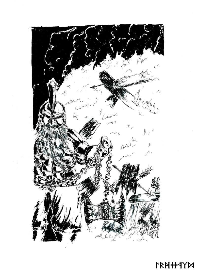 Les dessins de Gromdal - Page 4 L_enra10
