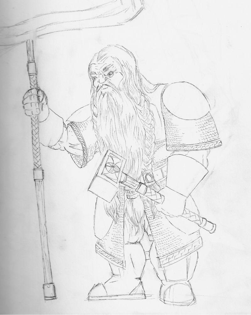 Les dessins de Gromdal - Page 3 Thane_10