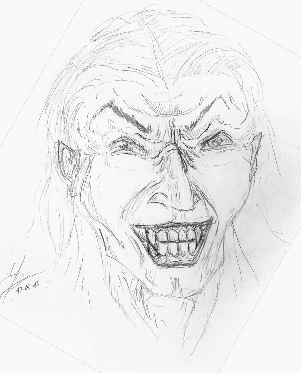 Les dessins de Gromdal - Page 3 Vampir10