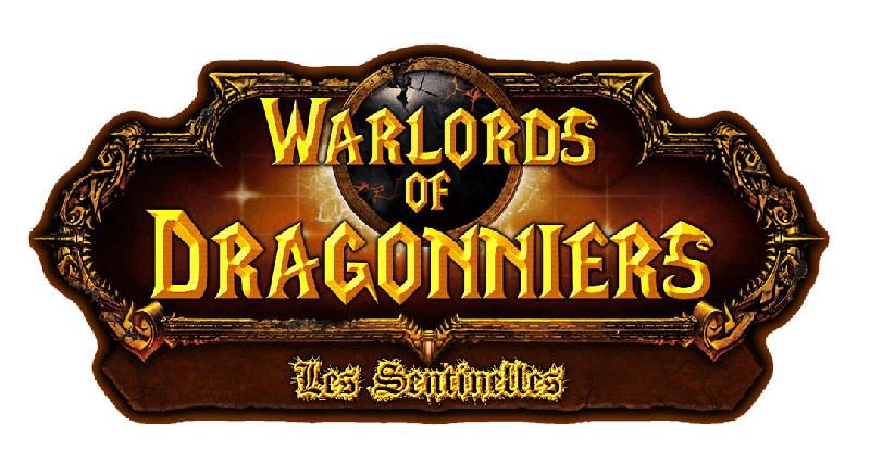 La guilde Dragonniers-Les Sentinelles