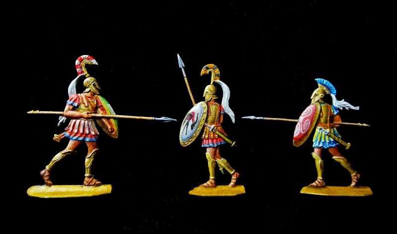 Hoplites grecs du VIe siecle av. J. Chr. F0546_12
