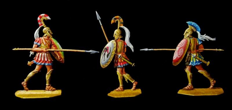Hoplites grecs du VIe siecle av. J. Chr. F0546_14