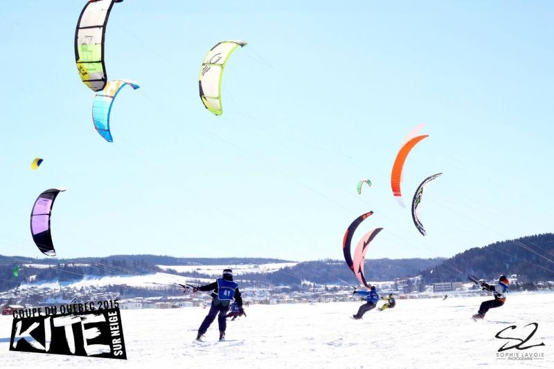 Coupe du Québec de kite sur neige  10431310