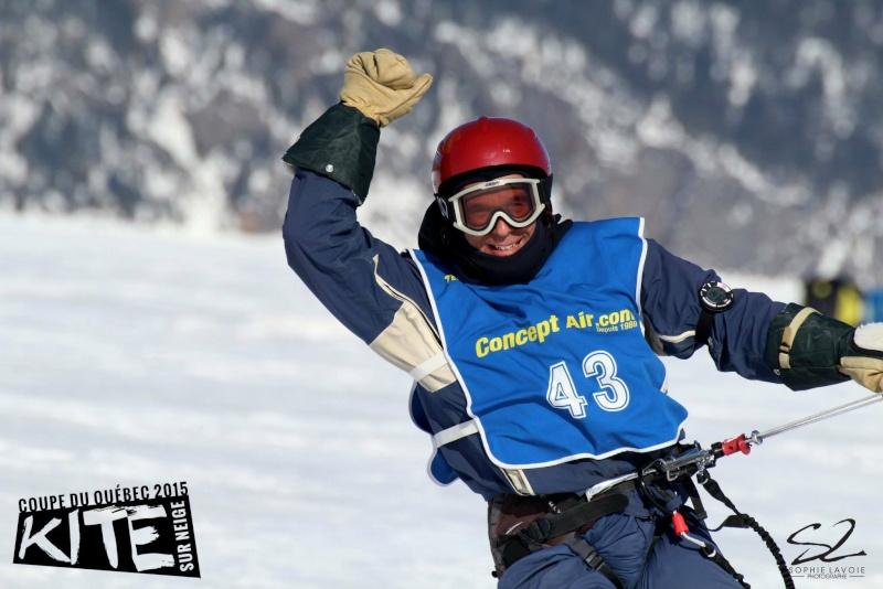 Coupe du Québec de kite sur neige  10947410