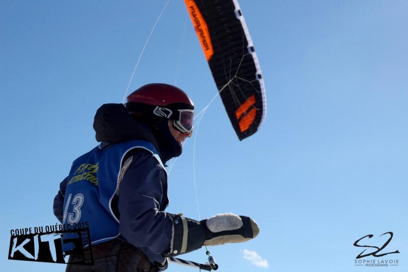 Coupe du Québec de kite sur neige  18915010