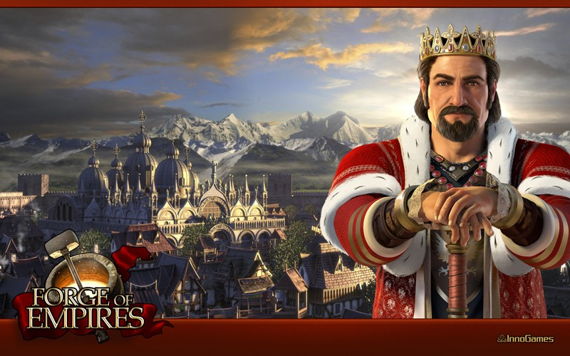 Forge of Empires - FoE  05052811