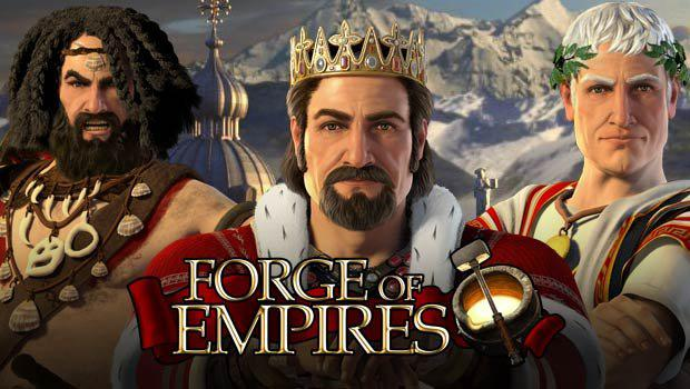 Forge of Empires - FoE  120210