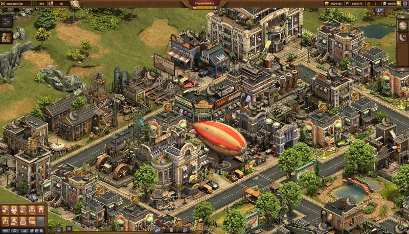 Forge of Empires - FoE  Foe-sc10
