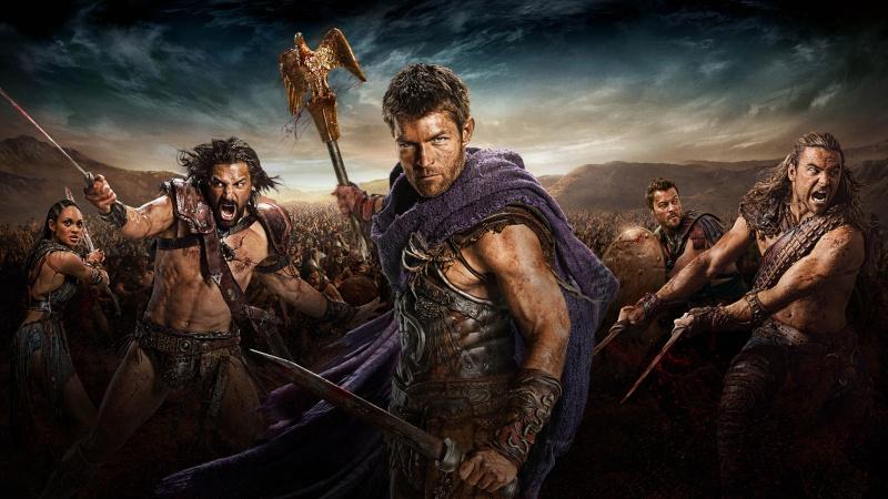 Série - Spartacus Saison10