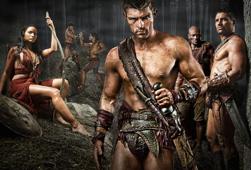 Série - Spartacus Sparta10