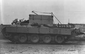 Munitionspanzer Panther(All.) Cha123