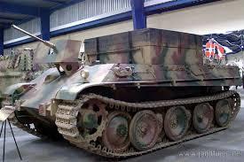 Munitionspanzer Panther(All.) Cha17