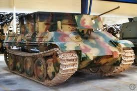 Munitionspanzer Panther(All.) Cha223