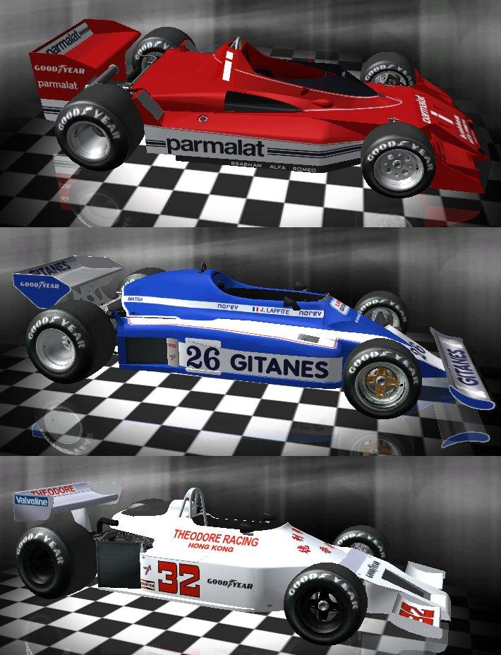 F1 1978 Mod Version 1.5 F1-19710
