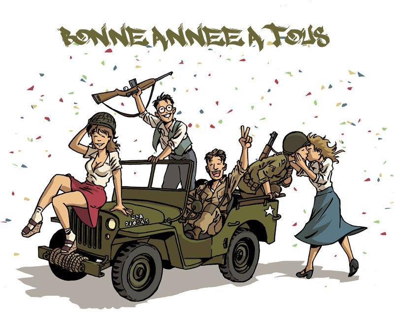 Bonnes fêtes de fin d'année à toutes et tous Humeur10