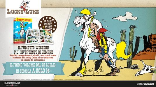 Lucky Luke, il cowboy solitario 25594610